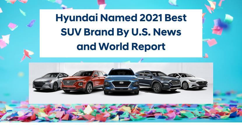 Hyundai Best SUV Brand