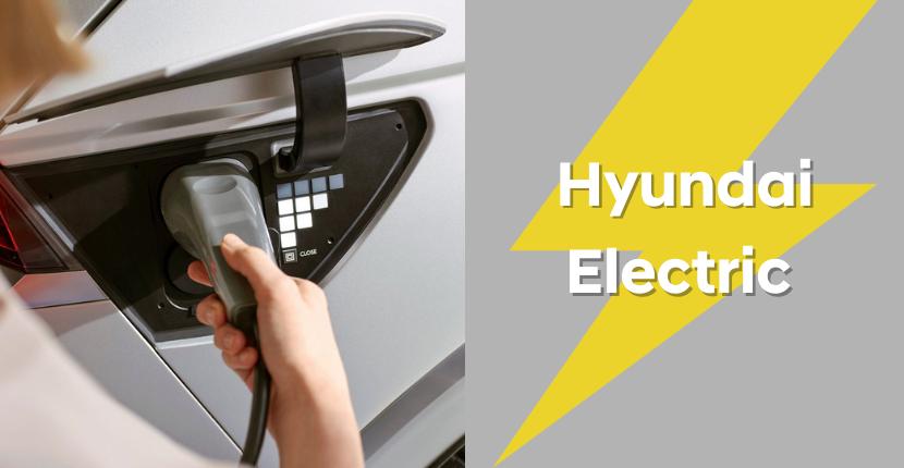 Hyundai electric