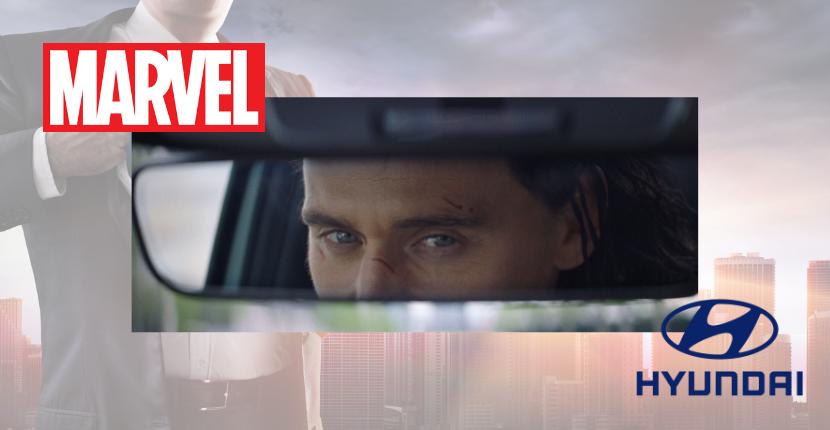 Hyundai Teams Up With Marvel - Loki