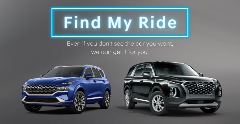 Can't Find The Car You Want? Let Us Help!