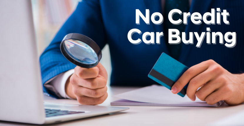 Can I Buy A Car If I Don't Have Credit?